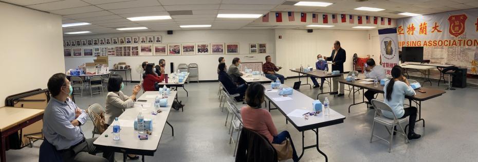第七屆第一次理事會會議與聚餐於2020年10月31日下午5點在協勝公會舉行<NOCONTENT>